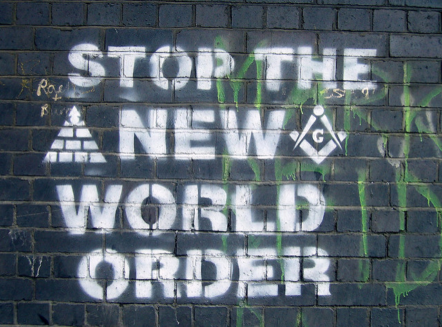 Image result for fear of the new world order