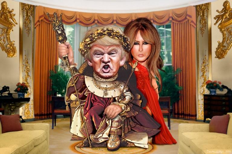 Trump King