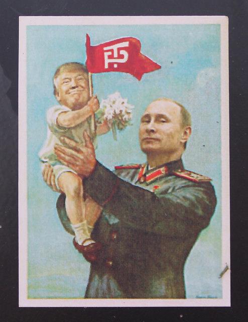 Trump-Putin baby