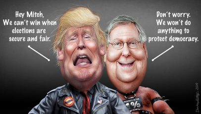 Trump and Moscow Mitch