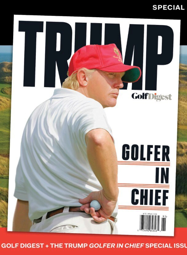 Golfer in Chief