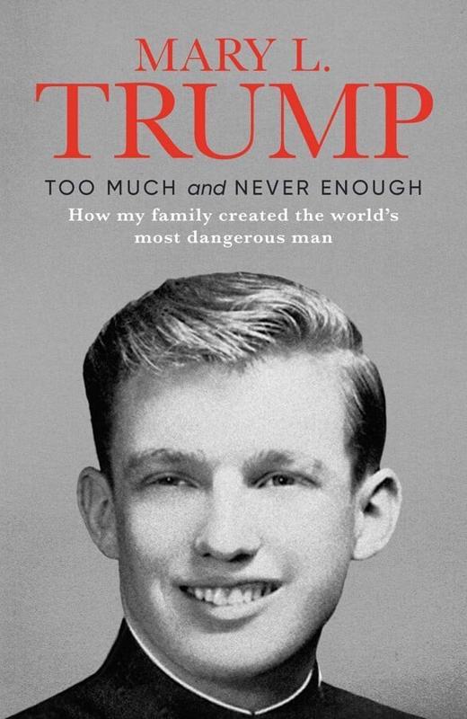 Mary Trump's book